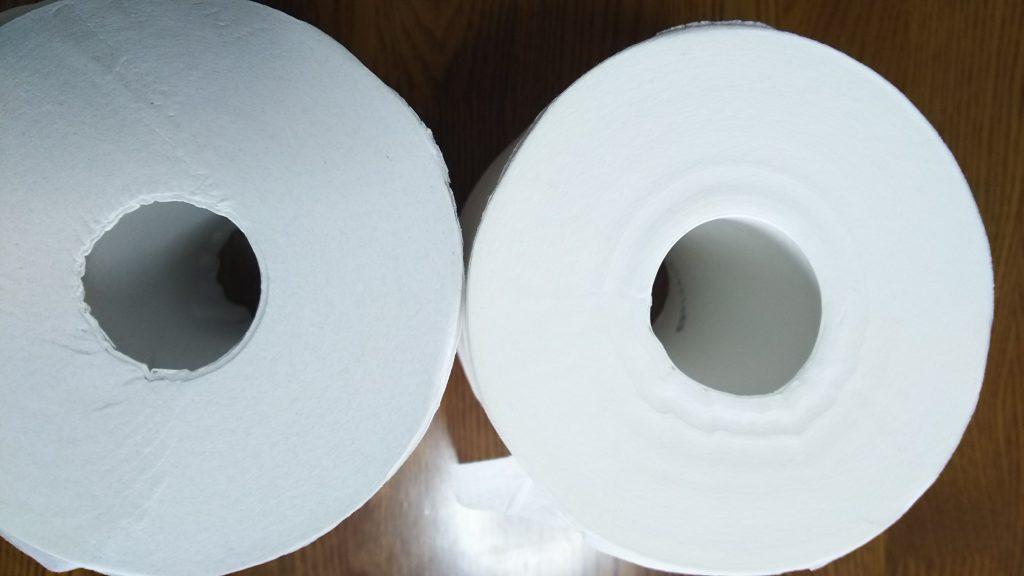 トイレットペーパー 比較