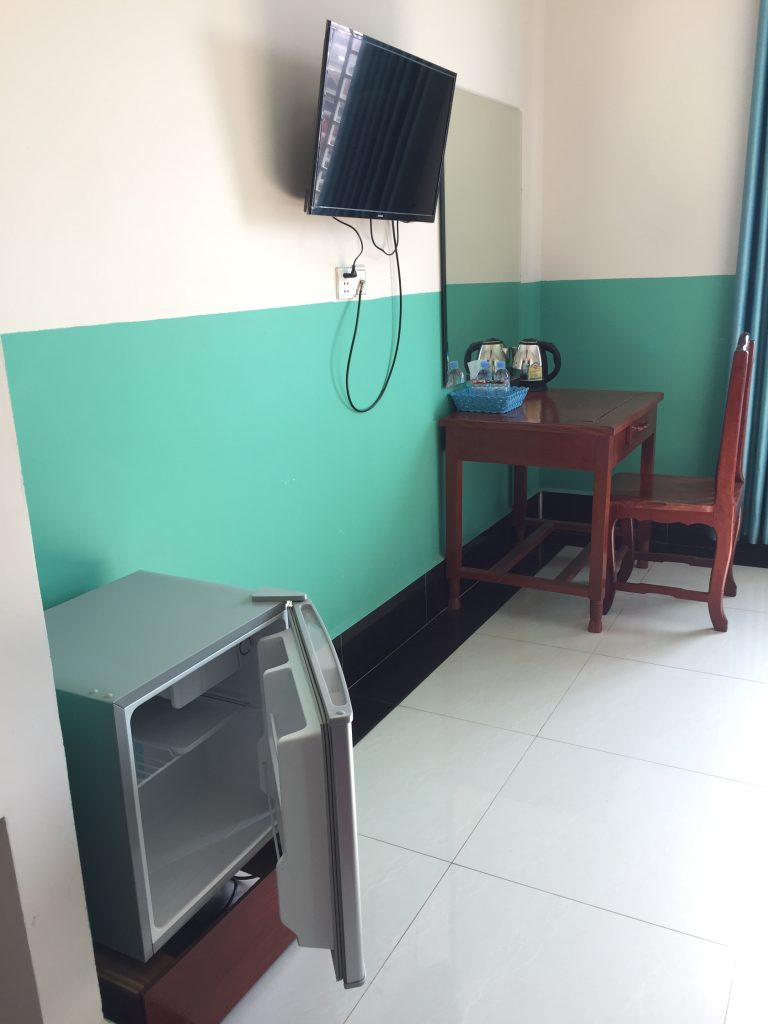 Kompong Thom Guesthouse Room
